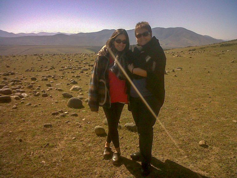 VERO & GEMMA IN CHILE