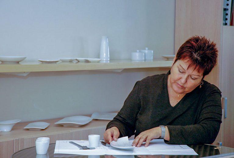 GEMMA BERNAL WORKING
